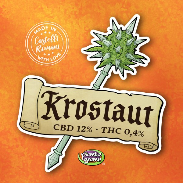 Krostaut piantagrane growshop