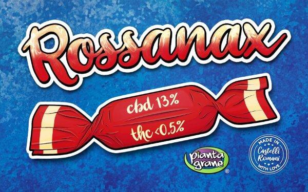 Rossanax piantagrane growshop