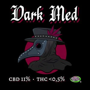 Dark Med | Infiorescenze CBD